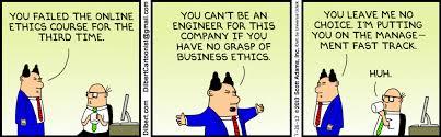 Ethics management fast track